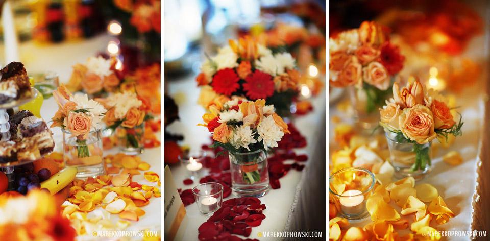 sala weselna bolesławiec - aranżacje